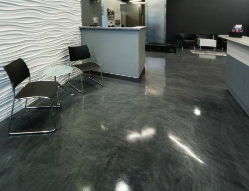 How Does Epoxy Floor Coating Work For Industrial Use?