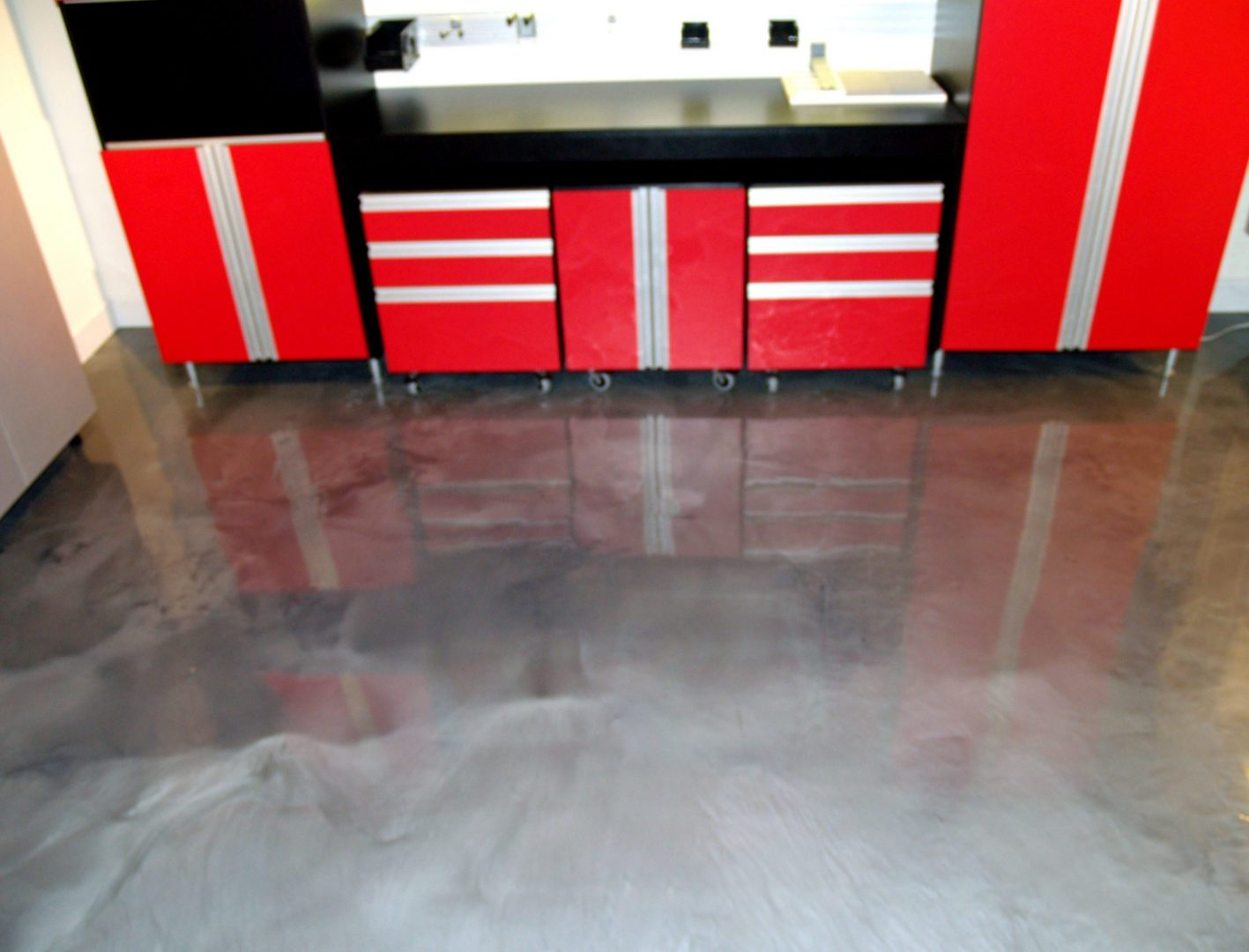 Metallic Epoxy Flooring System