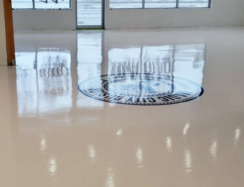 Advantages of Epoxy floor coating for Garage