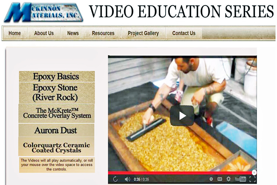 Epoxy Floor Lessons for Contractors