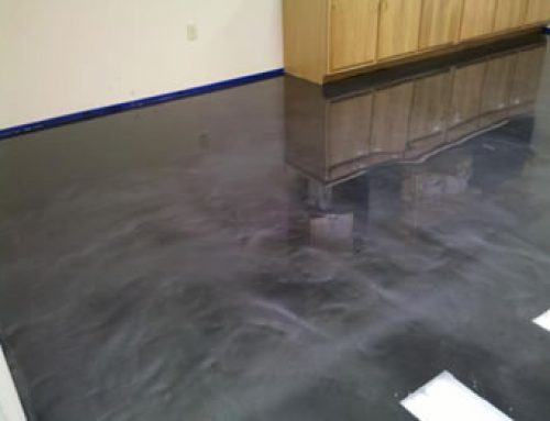 What Is Epoxy Coating For Concrete?